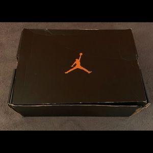 Air Jordan Empty Box